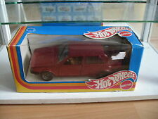 Mebetoys Hotwheels Alfa Romeo Giulietta in Dark Red on 1:25 in Box