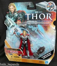 Marvel Studios (univers) Deluxe Lightning Fury Thor NOUVEAU! Avengers.