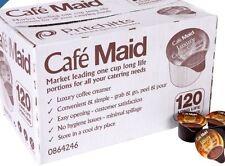 240  Café Maid Luxury Coffee Creamer Long Life Individual Portions (Fresh Stock)