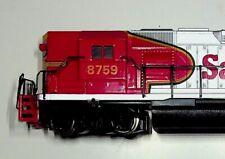 "BACHMANN HO Santa Fe POWER LOCOMOTIVE #8759 ""SOLD AS IS"" Parts Restoration"