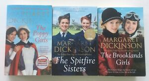 3 x Margaret Dickinson Paperback Books - Maitland Trilogy