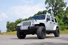 """Jeep Wrangler JK 3.25"""" Suspension Lift Kit w/ Shocks 2007-2017 4-Door"""