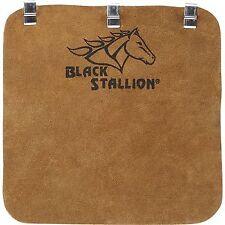 Revco Black Stallion HB Split Cowhide Welding Helmet Bib with Metal Clips