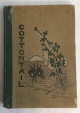 Cottontail, 1906 North Texas State Normal School FIRST UNT Annual! Yearbook
