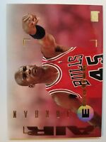 1994-95 Skybox Emotion Michael Jordan #100, Premium, Glossy, Bulls, HOF, Sharp!