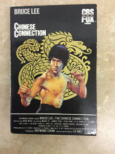 Chinese Connection Bruce Lee 6121 VHS Video 1983 in orginal box