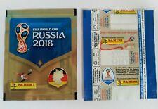 Panini WORLD CUP 2006 Alemania 1 Paquete de Pegatinas 0 versión de código de barras