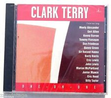 Sealed Clark Terry: One On One CD CHESKY RECORDS US 2000 (New)
