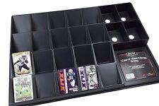BCW Card Sorting Tray Sport Gaming Organize Cards YU-GI-OH!  Dragon Z  MTG