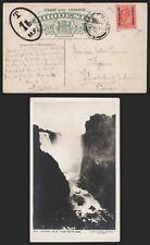 Bechuanaland 1911 - Postcard to Belgian Congo - Postage Due C206
