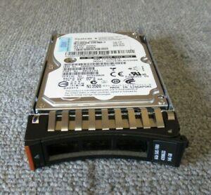 """IBM 42D0632 42D0633 42D0636 146GB 10000RPM SAS 6Gbps HotSwap 16MB 2.5"""" HDD"""