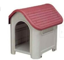 Indoor Outdoor Dog House Small to Medium Pet Doghouse Puppy Shelter