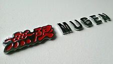 MUGEN POWER BADGE FOR HONDA CIVIC TYPE R HOT HATCH S2000