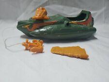 Vintage 1981 Masters Of The Universe Wind Raider vehicle he-man MOTU incomplete