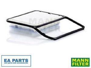 MANN elemento filtro aria per DAIHATSU FOURTRAK 2.8 D 4x4 2.8 D 2.8 TD