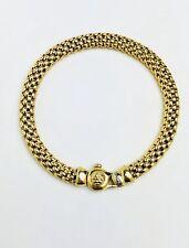 18K Gold Fope Meridiani Bracelet