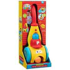 Giggle & Grow Scoop-a-Ball Launcher With Silly Sounds & 3 Colourful Balls New