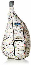KAVU Rope Sling Bag Polyester Crossbody Shoulder Hiking Backpack