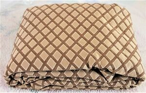NEW FULL SIZE FUTON MATTRESS COVER . 3 side zipper. Tapestry fabric. MSRP $75.00