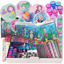 Meerjungfrauen-Party 100 Kleinspielwaren Mitgebsel Tombola Mermaid