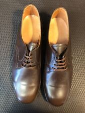Leather Shoes made in Belgium Size 44 /11R US