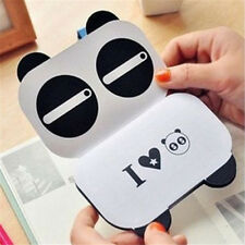 FD1033 Kawii Diary Note Book Lovely Panda Stationery Memo Notepad ~Random~ 1pc: