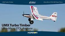 EFlite E-flite UMX Turbo Timber BNF Basic Ultra Micro RC R/C Airplane EFLU6950