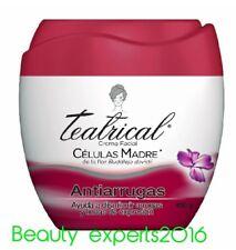 TEATRICAL  CELULAS MADRE CREMA ANTIARRUGAS /MOTHER CELLS ANTI AGING CREAM 400G