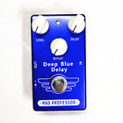 Handmade Guitar Effects Pedal MAD Professor Deep Blue Delay True Bypass for sale
