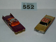 Hot Wheels Diecas coches American low loaders