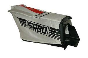 Sabo Grasfangkorb, Grasfangsack 43cm Rasenmäher TurboStar Original SA 560