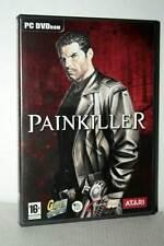 PAINKILLER GIOCO USATO OTTIMO STATO PC DVD VERSIONE ITALIANA SC2 50069