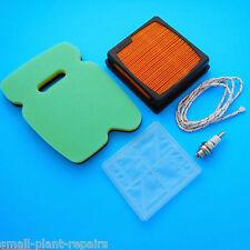 Service Kit, Air Filters, Spark Plug, Pull Cord Fits Partner Husqvarna K750 Saw