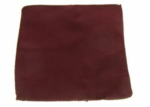 DSQUARED2 Silk Pocket Square Handkerchief Made in Italy