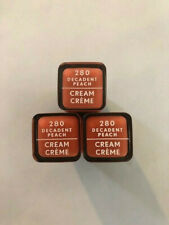 (3) Covergirl Colorlicious Cream Lipstick, 280 Decadent Peach