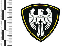 RUSSIAN SLEEVE PATCH FALCON INTERNAL TROOP MOSCOW DISTRICT OFFICIAL INSIGNIA