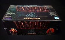 WOTC Vampire The Eternal Struggle VTES Booster Box Deckmaster White Wolf 1995