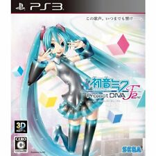 PS3 Hatsune Miku - Project DIVA - F 2nd PlayStation 3 Japanese ver.