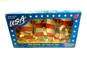 Starting Lineup 1996 USA Basketball Action Figures with Poster 2 of 2