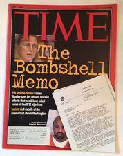 COLEEN ROWLEY TIME MAGAZINE JUNE 3  2002 VERY GOOD
