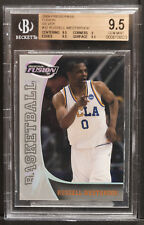 2009 press pass Fusion silver Russell Westbrook bgs 9.5 rookie 34/99