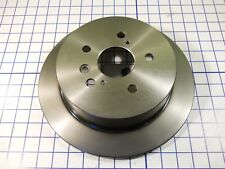 Disc Brake Rotor Rear BECK/ARNLEY 083-3306 fits 04-10 Toyota Sienna