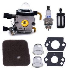 Luft Kraftstofffilter Vergaser Für STIHL FS38 FS45 FS46 FS55 FS76 FS80 Carb DE