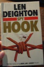 Spy Hook, by Len Deighton