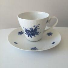 Rosenthal Studio Line Bjorn Wiinblad Romanze Romance Rhapsody Blue cup & saucer