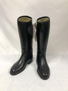 Bottes Enfant type équitation Mixte Aigle ref86929 taille 28 couleur Noir neuf!