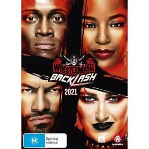 WWE - Wrestlemania Backlash 2021 (DVD) NEW