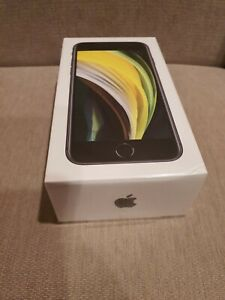 Apple iPhone SE 2nd Gen. - 64GB - Black (Sprint) A2275 (CDMA + GSM)