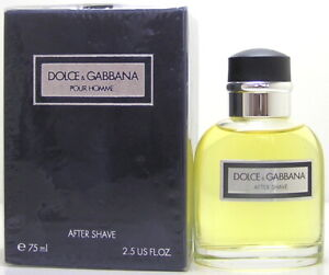 Dolce & Gabbana pour homme Aftershave 75 ml