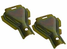 2 x Brake Cover Plates for Knott & Ifor Williams drum Brakes- MP4672B